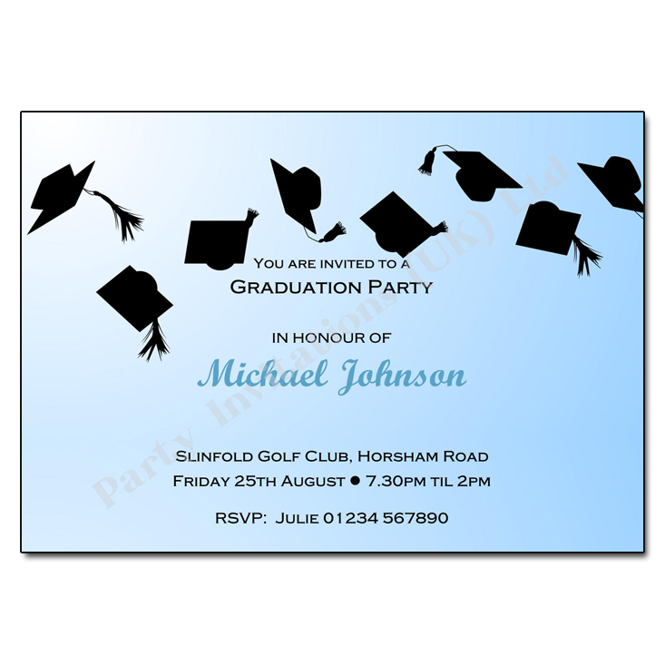 graduation invite cards Minimfagencyco