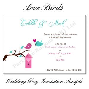 Love-Birds-Wedding-Day-Invitations