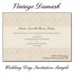 Vintage-Damask-Wedding-Day-Invitation