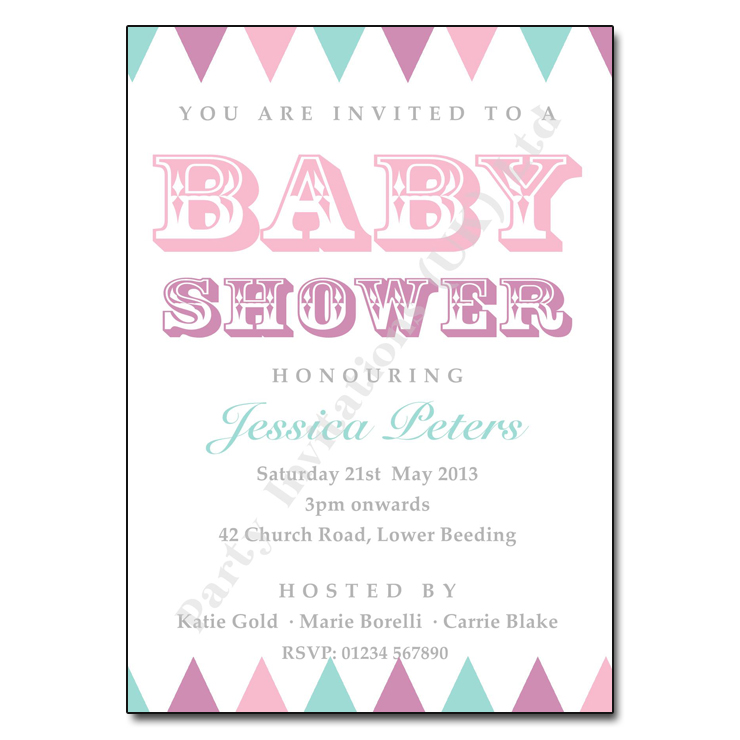 baby shower invitations uk best baby decoration
