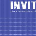 INVITE blue small