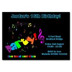 Party! Birthday Invitations