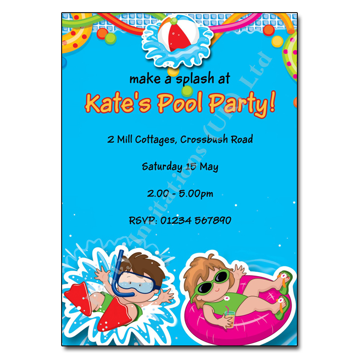 Unusual Party Invitations Uk Ideas - Invitation Card Ideas ...